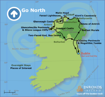 Go North