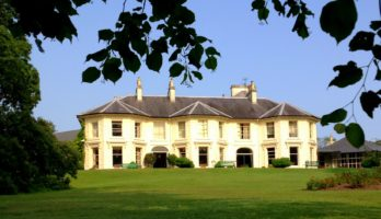 On the Go North tour, overnight stay at Irish country manor house in County Donegal