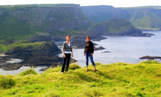 Small groups and easy-going pace, stops for photos_Ireland's best tour company, Inroads Ireland Tours Northern Ireland