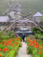 Ireland castle, gardens, lakes, County Donegal, Go North tour