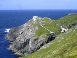 Travel Ireland's southern shore to the Mizen Head Signal Station