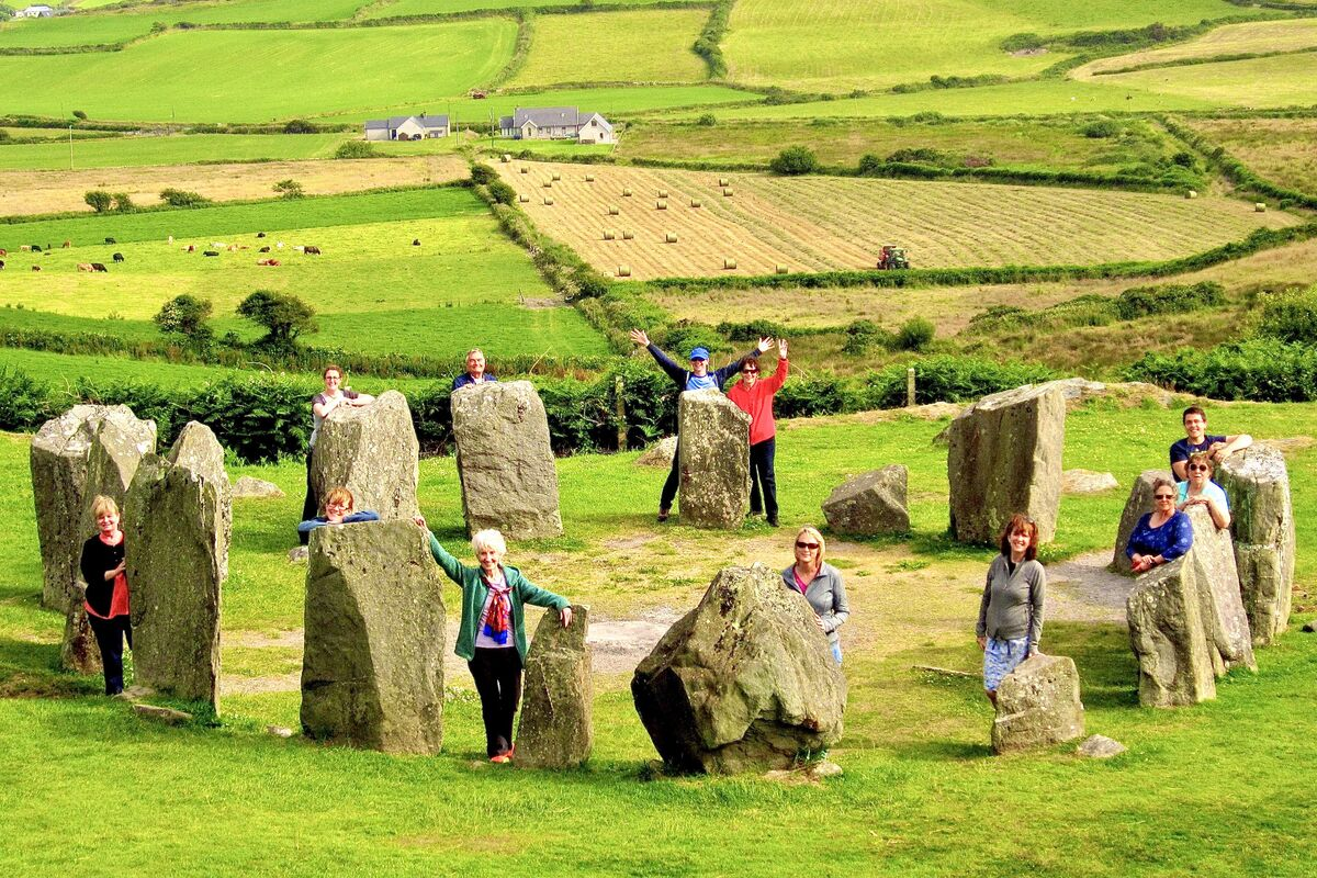 Go South Tour Stone Circle Inroads Ireland Tours